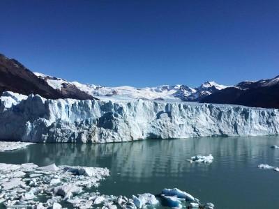 Argentine: El Calafate (Patagonie)